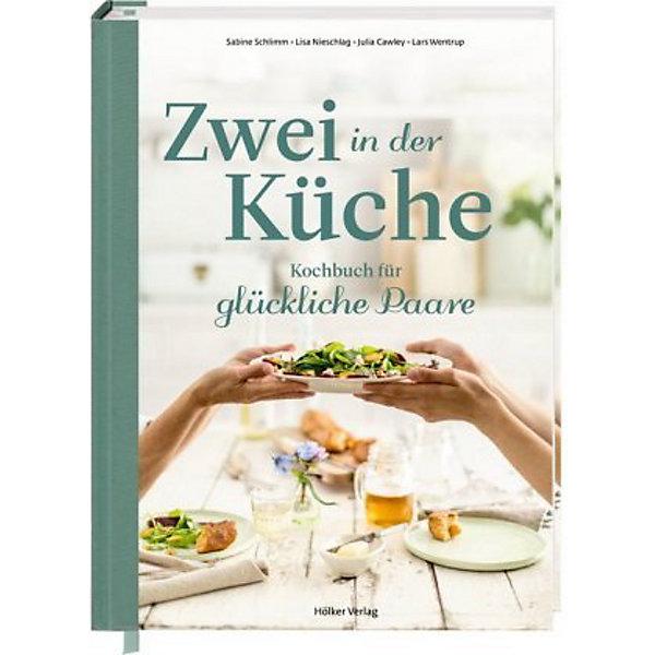 Kochbuch zwei in der Küche