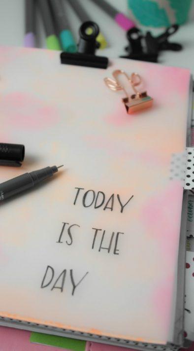 DIY Challenge Planner Motivation