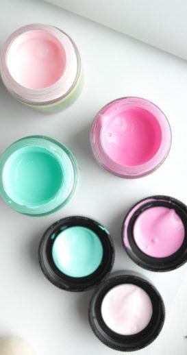 Farben zum DIY Gestaltung