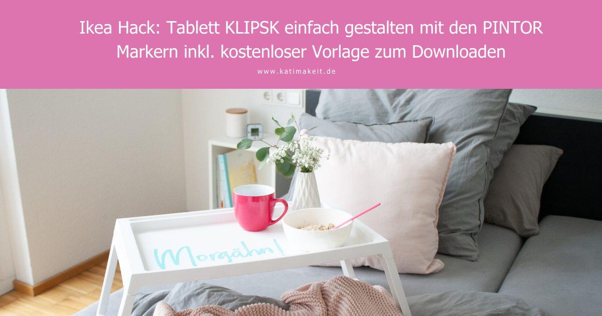 Wohntrends einfach Selbermachen mit PINTOR und IKEA