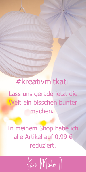 Shop-Angebote - Kati Make It! DIY Workshops in Stuttgart und Umgebung