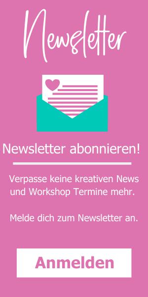 Verpasse keine News mehr! Melde dich für meinen Newsletter an - Kati Make It! - DIY Workshops in Stuttgart und Umgebung