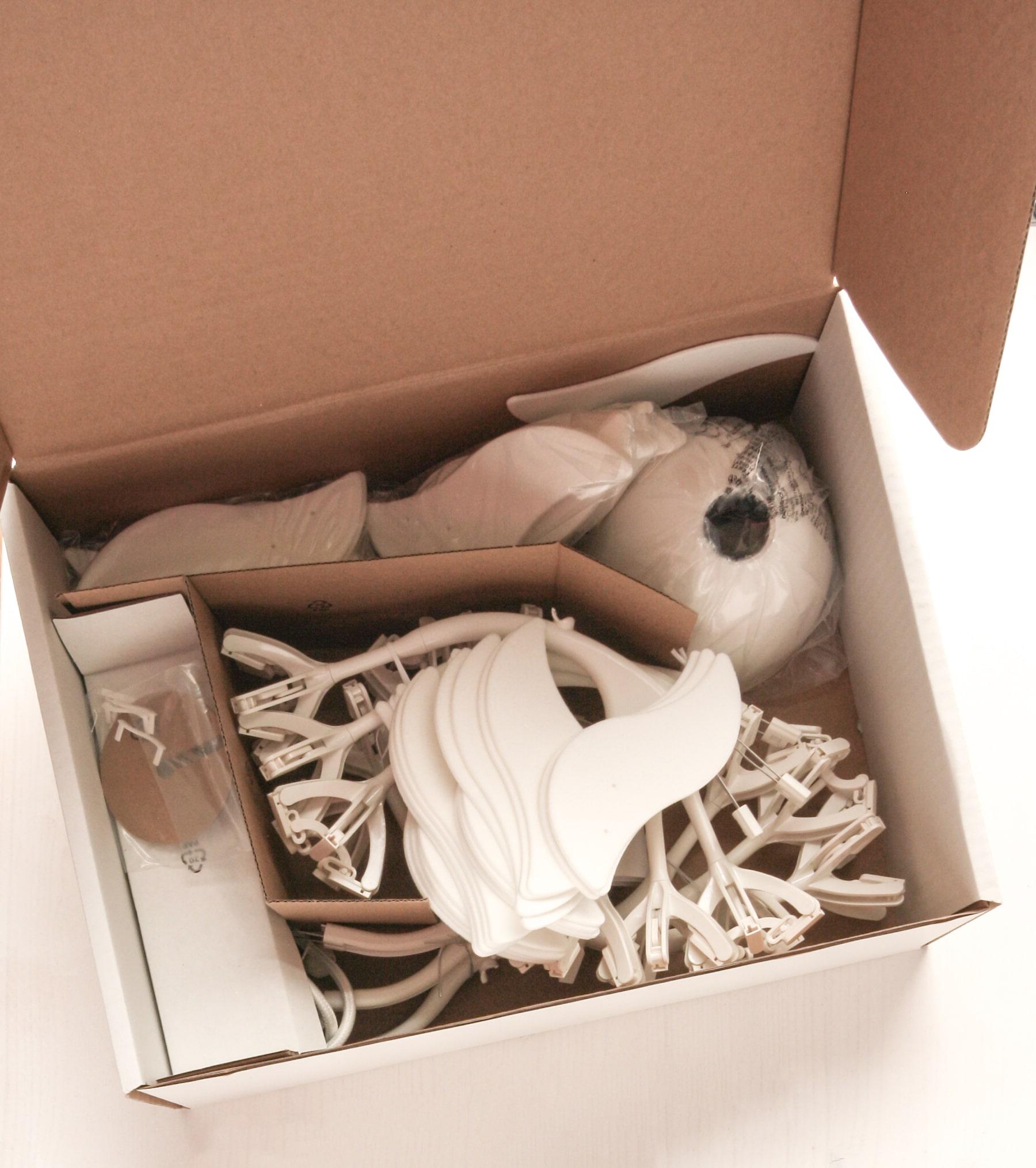 Ikea Lampe Ramsele DIY Idee