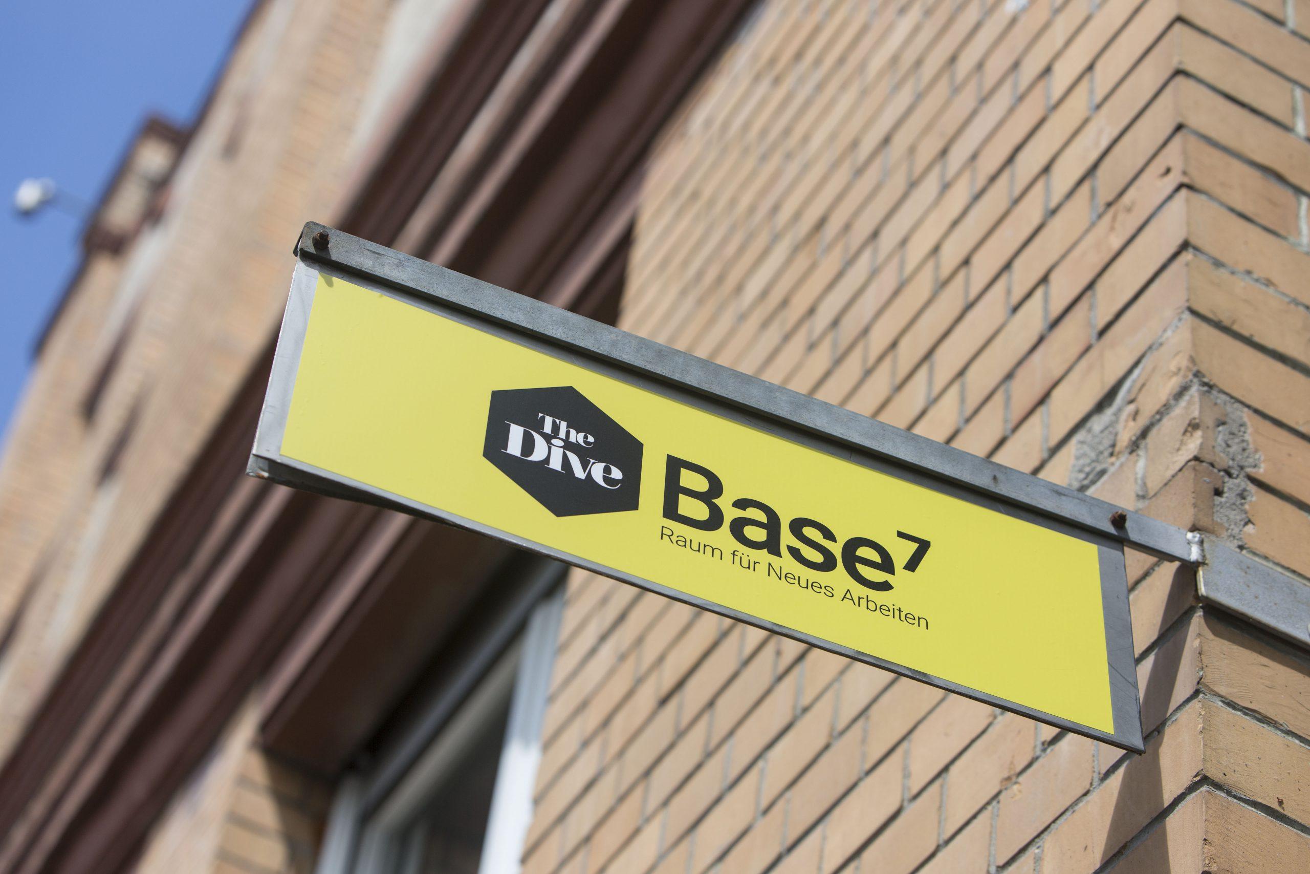 Base 7 Esslingen Eventlocation für kreative DIY-Workshops mit Kati Make It