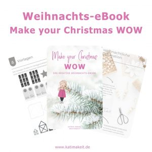kreatives Weihnachts-ebook