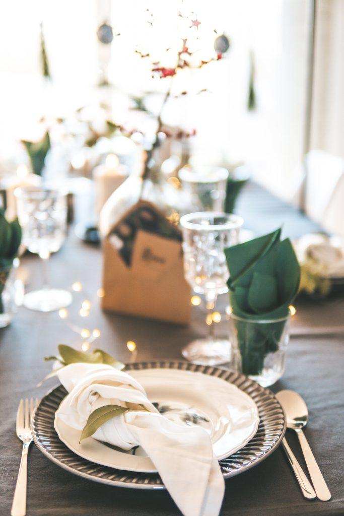 stilvolle Dekoration und DIY-Ideen für deine Festtafel
