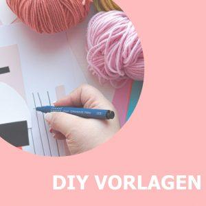 DIY Druckvorlagen und Plotterdatein
