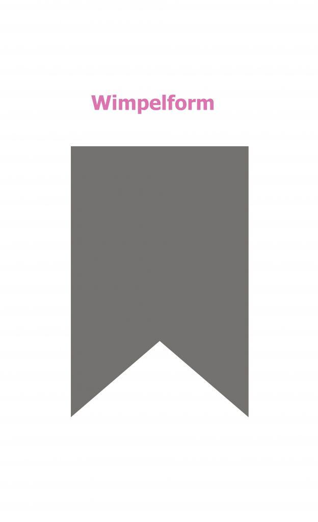 Wimpelform